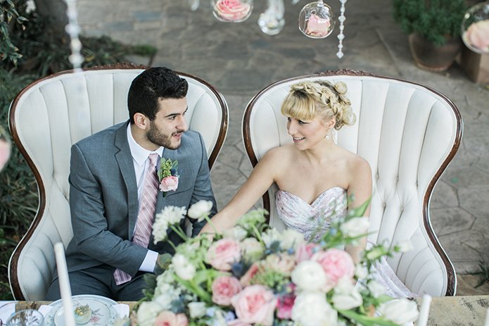 2016 Pantone Color Wedding At Bheau Ranch