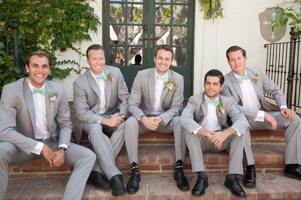 A Spring Inspired Wedding at The Villa San Juan Capistrano